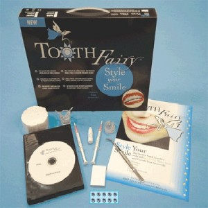 *Promotional Tooth Crystal Starter Kit (DVD)