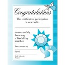 UV-Tooth Whitening Qualification Certificate