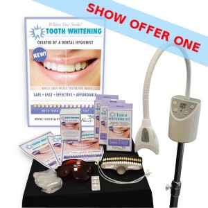Tooth Whitening Starter Set / Show Offer 1 (0.1% HP)