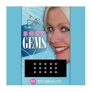 Body Gems: 12 Kits (15 crystals per pack)